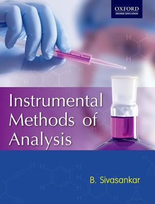 Instrumental Methods of Analysis By Sivasankar